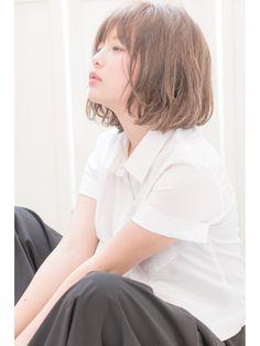 ウェッティイノセントボブ K-0044 - 24時間いつでもWEB予約OK!ヘアスタイル10万点以上掲載!お気に入りの髪型、人気のヘアスタイルを探すならKirei Style[キレイスタイル]で。