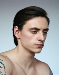 The Milanese. » Sergei Polunin, Photography by Jonathan Frantini, Port Magazine, 2013.