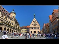 Rothenburg—once one of Germany's largest cities with a population of 6,000 residents—is today a charming tourist destination. For great views and a good orientation, hike Rothenburg's mile-long wall and climb the city's tower. For more information on the Rick Steves' Europe TV series — including episode descriptions, scripts, participating stati...