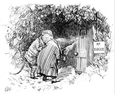 Wind in the Willows by Kenneth Grahame Illustrated by Ernest H. Shepard