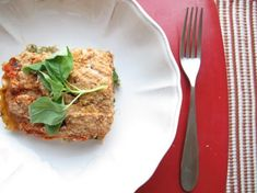 Vegan Lasagna | www.veggiesdontbite.com | #vegan #plantbased #glutenfree