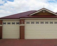 Regency with waterton tinted windows Sectional Garage Doors, Regency, Windows, Outdoor Decor, Design, Home Decor, Decoration Home, Room Decor, Ramen