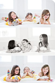 Awesome in-home sibling session #photography