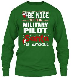 Be Nice To The Military Pilot Santa Is Watching.   Ugly Sweater  Military Pilot Xmas T-Shirts. If You Proud Your Job, This Shirt Makes A Great Gift For You And Your Family On Christmas.  Ugly Sweater  Military Pilot, Xmas  Military Pilot Shirts,  Military Pilot Xmas T Shirts,  Military Pilot Job Shirts,  Military Pilot Tees,  Military Pilot Hoodies,  Military Pilot Ugly Sweaters,  Military Pilot Long Sleeve,  Military Pilot Funny Shirts,  Military Pilot Mama,  Military Pilot Boyfriend…