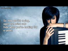Christina Grimmie - Find Me (With Lyrics On Screen) love this song this girl is fierce