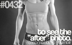 Reasons to be fit! I love how many inspiring quotes and pictures this site has! Keeps me MOTIVATED
