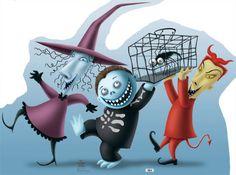 Halloween-lock-shock-and-barrel