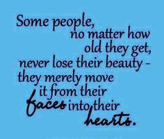 inner beauty is the best