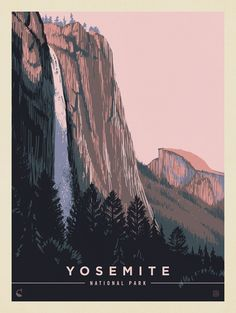 ~ Kenneth Crane of Anderson Design Group Horror Movie Posters, Concert Posters, Poster Art, Poster Prints, Id Card Design, American National Parks, National Park Posters, Nature Posters, Parcs