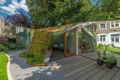 reflective, Amsterdam garden studio, amsterdam, cc-studio, Photography John Lewis Marshall