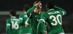 @Athletic Iker Muniain & Iñaki Williams #9ine
