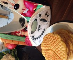 Buttermilchwaffeln von Nini88 auf www.rezeptwelt.de, der Thermomix ® Community