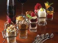 Petite Classic Desserts