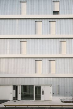 O-S . DELESSERT Housing project . Nantes  (3)