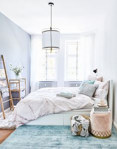 254 Best Ab Ins Bett Images In 2019 Bed Table Closet Bedroom Ideas