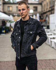 Wattpad, Leather Jacket, Guys, Youtube, Jackets, Instagram, Iphone, Fashion, Nice