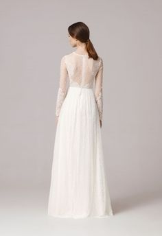 Wedding dress by Anna Kara bridal collection 2016