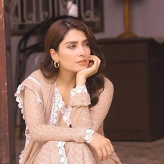 Ayeza Khan From Mehar Posh Pakistani Fashion Casual, Pakistani Models, Pakistani Girl, Pakistani Dress Design, Pakistani Actress, Pakistani Outfits, Ethnic Fashion, Beautiful Status, Fancy Dress Design
