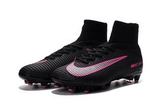 NDSISA1L Womens Mercurial XI Superfly V AG-Pro With'ACC' Female Black High Top Football Shoes Soccer Boots >>> Find out more about the great product at the image link.