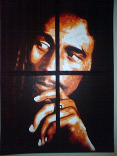 Bob Marley by #damion