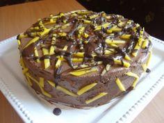 Mennyei Mangós Csokoládétorta - Sütemény receptek Izu, Tequila, Mango, Cake, Food, Manga, Kuchen, Essen, Meals
