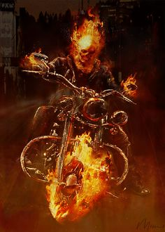 Mimi Gif: Ghost riderYou can find Ghost rider and more on our website. Ghost Rider Johnny Blaze, Ghost Rider Marvel, Ghost Rider Wallpaper, Skull Wallpaper, Ghost Rider Images, Archangel Michael Tattoo, Ghost Raider, Hanuman Hd Wallpaper, Moonlight Photography