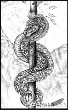 Quetzalcoatl II by Red-IzaK on deviantART