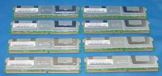 32GB (8 x 4GB) PC2 5300F DDR2 667 FULLY BUFFERED ECC SERVER MEMORY HP/IBM/DELL. DDR2 667 2Rx4 PC5300F-555-11. Manufactured by Hynix. 32GB (8 x 4GB) Server Memory/RAM