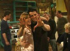 Friends Series Cast Moments