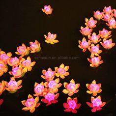 How To Make Floating Lanterns | Lily Lantern Water Lantern, View water lily lantern water lantern ...
