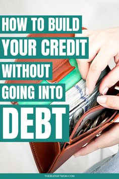 Worried you'll have to go into debt to build credit? Check out three strategies you can use to build credit without taking on new debt.