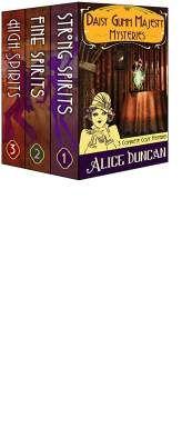 Daisy Gumm Majesty Mysteries: Books 1–3 by Alice Duncan