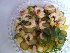 Salad with Shrimp|Greek Food