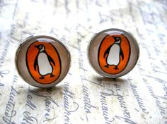 Penguin Classic Earrings (which I can totally make) | 37 Ways To Proudly Wear Your Love Of Books