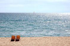 #beach #playa #Barcelona #Bcn  #Bpremium