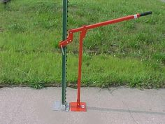 Image result for fence post puller
