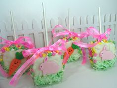 Easter - Party Planning - Party Ideas - Cute Food - Holiday Ideas -Tablescapes - Special Occasions And Events - Party Pinching