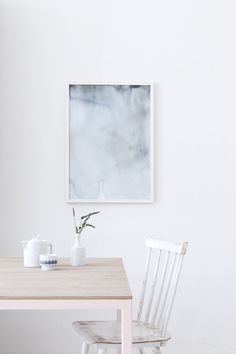 Watercolor Art Prints From Copenhagen