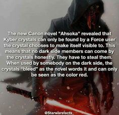 Hopefully soon, they'll figure out how in the hell Kyber crystals work!