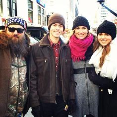 Willie, Korie, John Luke, & Sadie