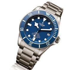 THIS IS ABOUT AS PERFECT AS A BLUE FACED DIVER WATCH GETS ! Do you agree ? Name a nicer looking blue face diver then ?!?! TUDOR PELAGOS BLUE #tudor #pelagos #tudorpelagos #lovetudor #swisswatch #swisswatches #timepiece #divers #diverswatch #diverswatches #watchesofinstagram #watchoftheday #watchesfordivers #womw #wotd #bluepelagos #rolex #omega #swisstimepiece #blackbay #heritagechrono #omegaseamaster