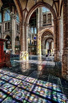 St. Laurentius Church . Alkmaar Holland