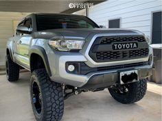"2017 Toyota Tacoma - 20x10 -25mm - Fuel Maverick D610 - Suspension Lift 6"" - 35"" x 12.5"" Toyota Tacoma, Gallery, Vehicles, Roof Rack, Tacoma World, Car, Vehicle, Tools"