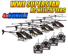 Get your hands on this fun #WWE Licensed Superstar #Hercules #rchelicopter from #hobbytron. #rcheli #gyro #hthelicopter -- Get yours today for only $199.95.