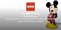15 Quotes that Would Make a Great Twitter Bio - Disney Blogs