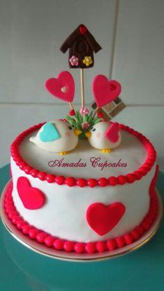 Torta Enamorados