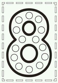 Printable Number Spinners 1 to 20 - Number Sense Preschool Writing, Numbers Preschool, Learning Numbers, Preschool Classroom, Preschool Crafts, Kids Math Worksheets, Preschool Activities, Math Sheets, Do A Dot