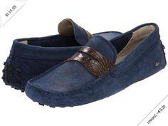 Lacoste Men's Concours 5 Loafer,Blue,10.5 M US