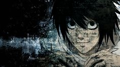 Anime Death Note  Papel de Parede