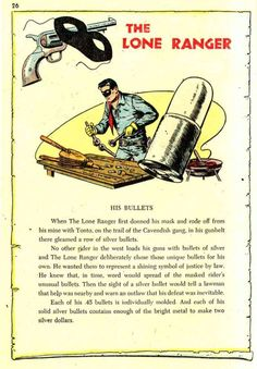 Western Comics Adventures: Secrets of the Lone Ranger